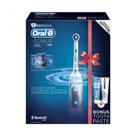 Oral-B (Braun) Genius 8100 CrossAction Bonuspack