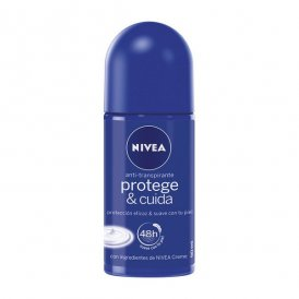 Roll-on deodorant Protege & Cuida Nivea (50 ml)