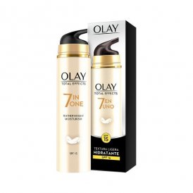 Anti-aging fuktkräm Total Effects Olay SPF 15 (50 ml)