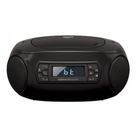 Bluetooth CD-radio MP3 Energy Sistem Boombox 3 2W Svart