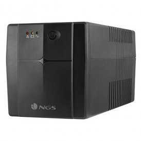 SAI Off-line NGS FORTRESS1500V2 UPS 720W Svart
