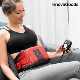 InnovaGoods Vibrating Belt with Sauna Effect S