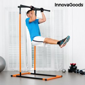 InnovaGoods Pull-ups and Fitness Station with Exercise Guide