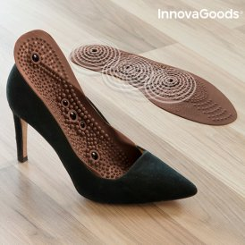 InnovaGoods Acupressure Magnetic Insoles