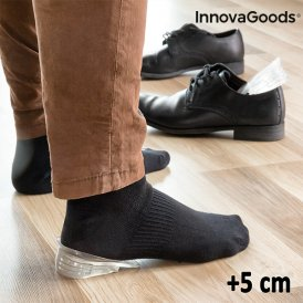 InnovaGoods x5 cm Silicone Insoles