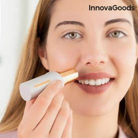 InnovaGoods Painless Facial Epilator with LED