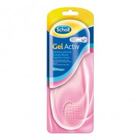 Scholl GelActiv Insoles Flat Shoes