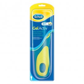 Scholl GelActiv Insoles Everyday Men