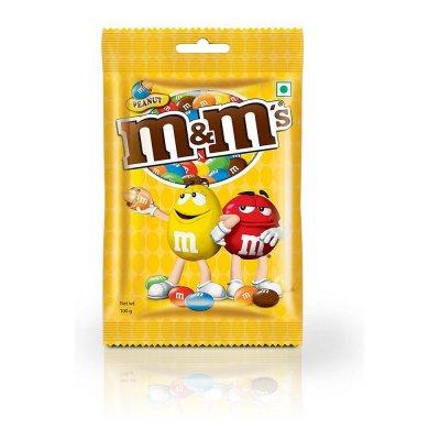Peanuts M&M's Choklad (100 g)