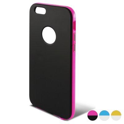 Mobilfodral Iphone 6 Hybrid (Färg: Vit)