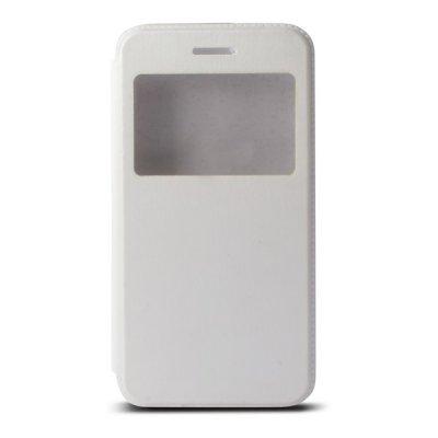 Folio-fodral med fönster till mobil Iphone 6 Vit
