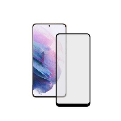 Skärmskydd i Härdat Glas Samsung Galaxy S21 Plus KSIX Transparent