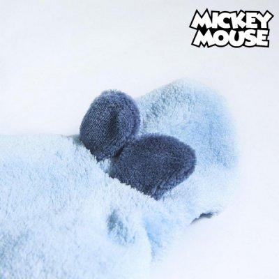 Pyjamas Barn Mickey Mouse Blå (Storlek: 12 månader)