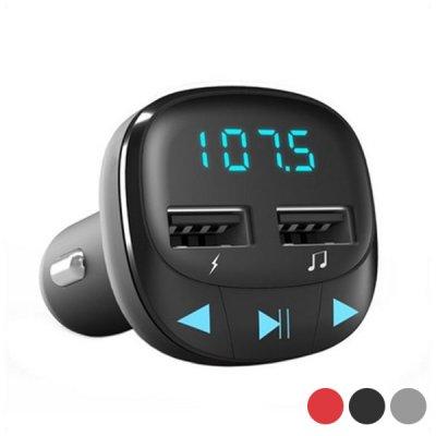 Bluetooth MP3-spelare och FM-sändare till bilen BSL BSL-24 Handsfree Svart