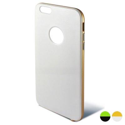 Mobilfodral Iphone 6 Plus Hybrid (Färg: Vit)